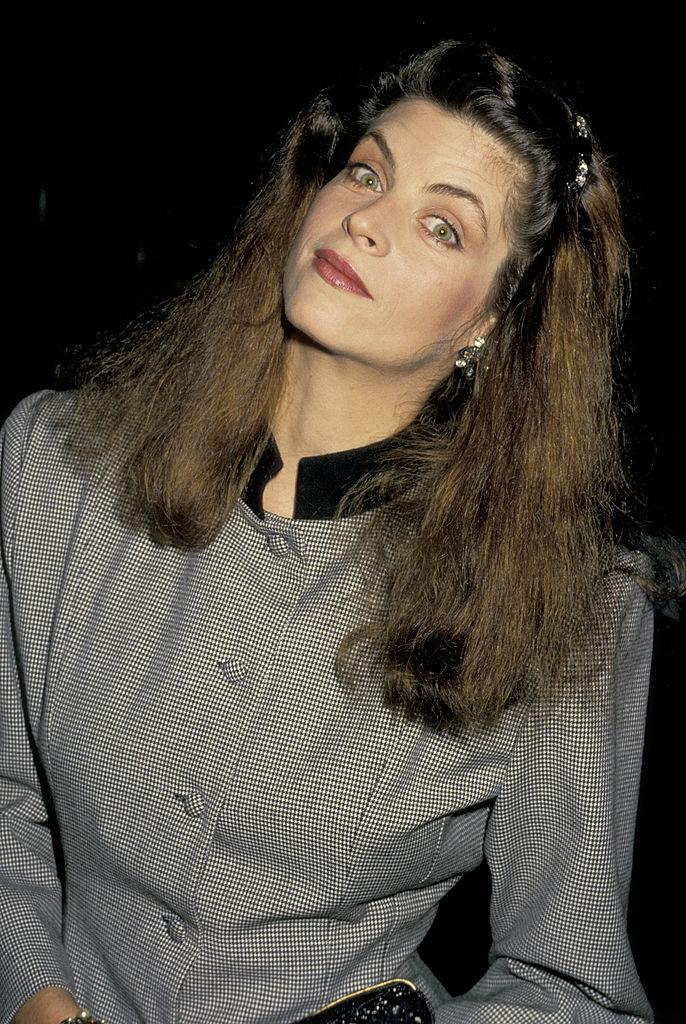 Kirstie Alley 1987