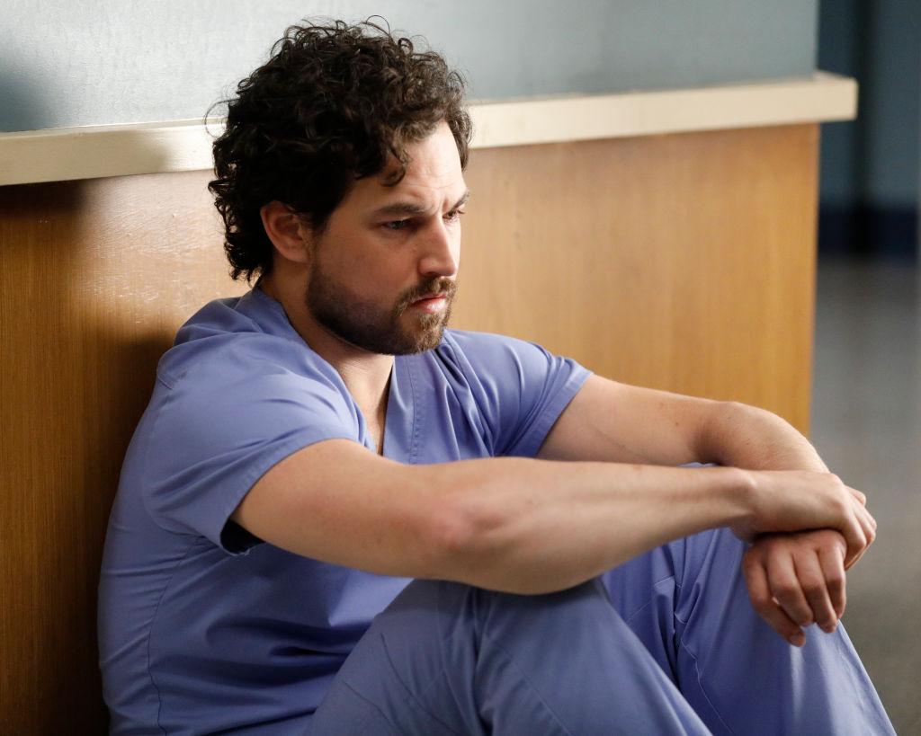 Giacomo Gianniotti as Andrew DeLuca on 'Grey's Anatomy' - Season Sixteen
