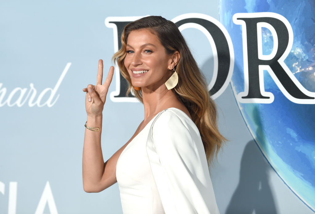 Gisele Bündchen attends the 2019 Hollywood For Science Gala  | Kevin Winter/Getty Images
