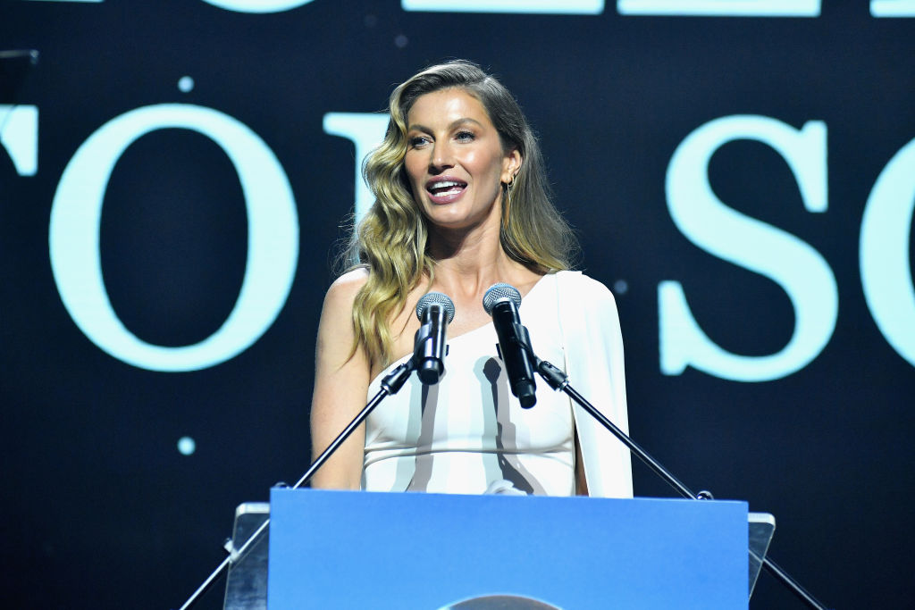 Gisele Bundchen in 2019 | Stefanie Keenan/Getty Images for UCLA Institute of the Environment & Sustainability