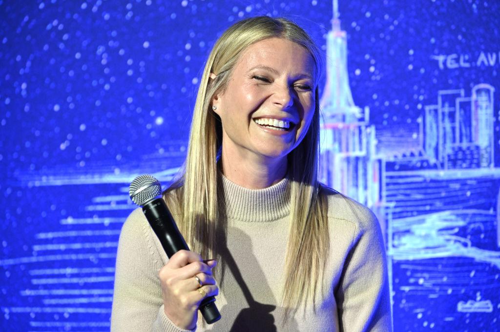 goop founder Gwyneth Paltrow