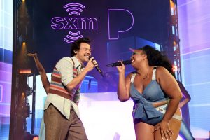 Are Harry Styles and Lizzo Planning to Collaborate on a Song?