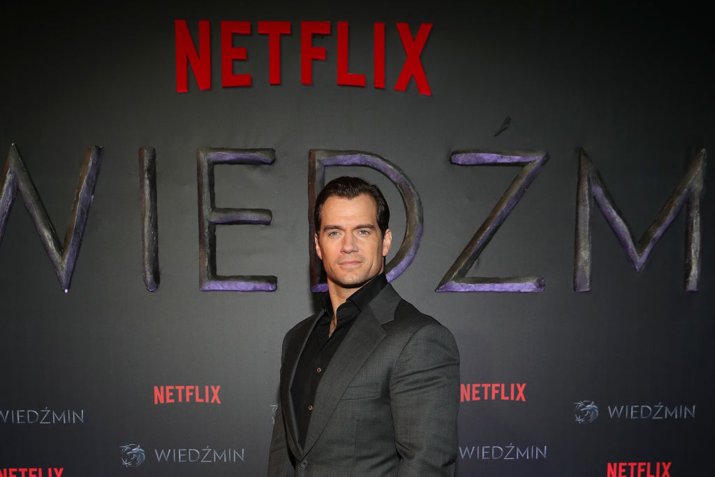 Henry Cavill of Netflix's The Witcher: the show is being compared to Disney+'s The Mandalorian