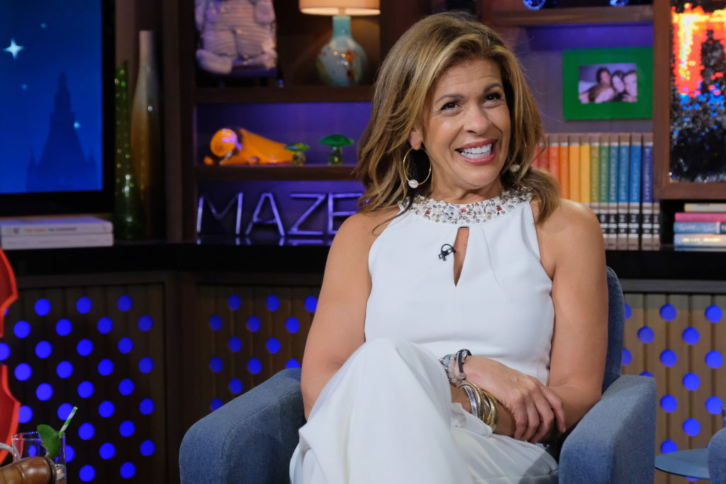 """""""Today Show's"""" Hoda Kotb on """"Watch What Happens Live"""""""