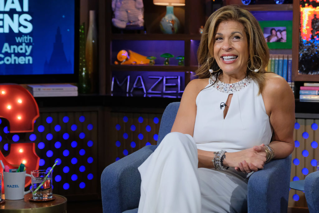 "Hoda Kotb on ""Watch What Happens Live"""
