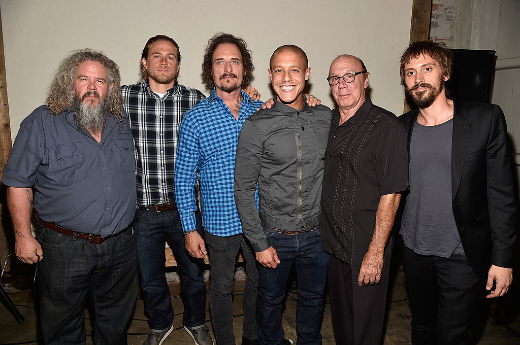 Hulu Sons of Anarchy