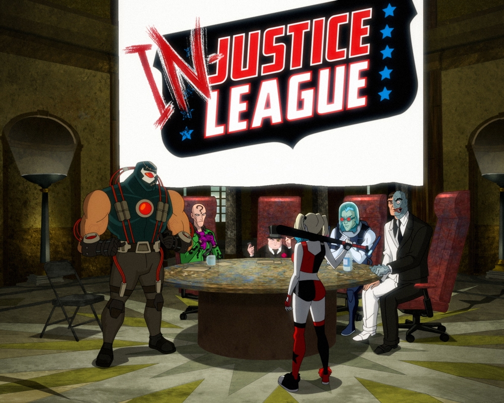 Injustice League