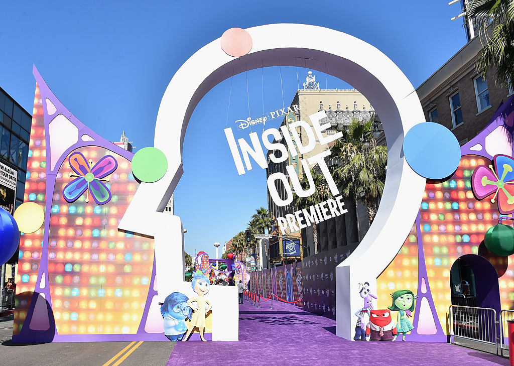 Los Angeles Premiere and Party for Disney and Pixar's 'INSIDE OUT'