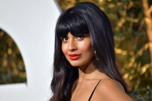 Jameela Jamil Channeled Samantha from 'Sex and the City' for Her New Disney Role