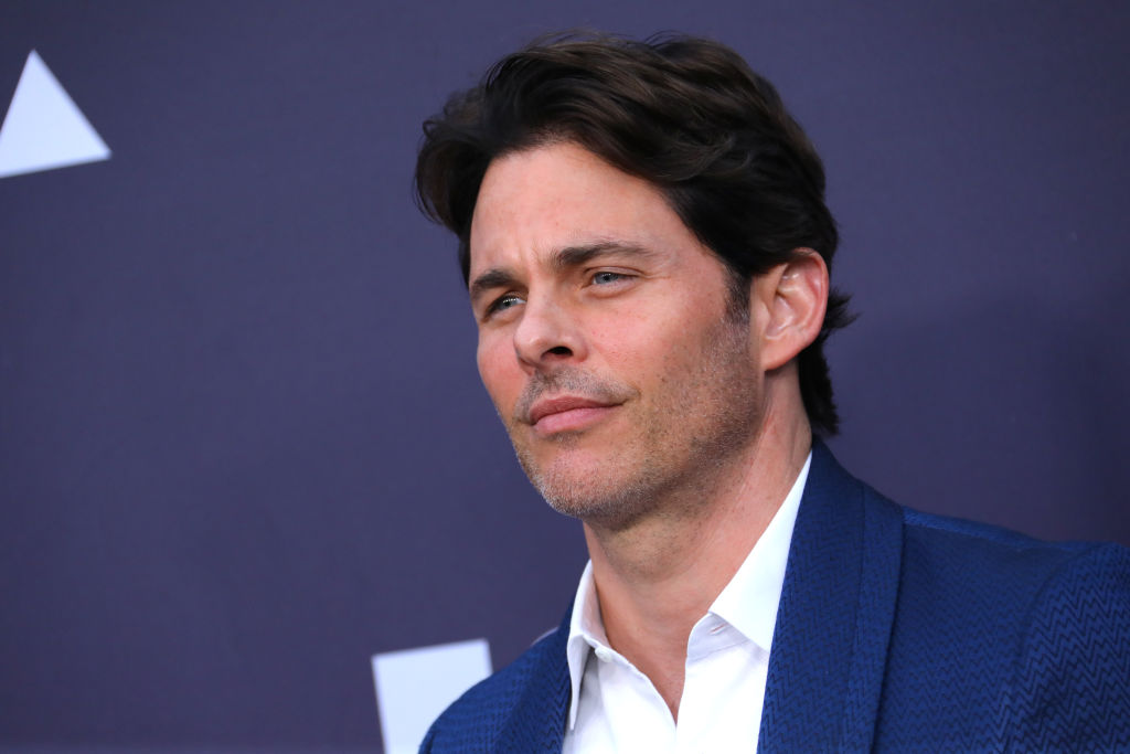 'The Notebook': James Marsden Got Tons of Grief for Lon Hammond Jr.
