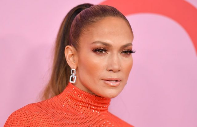 Jennifer Lopez attends the 2019 CFDA Fashion Awards on June 3, 2019