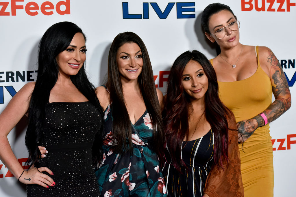 Snooki Replacement Jersey Shore: Family Vacation