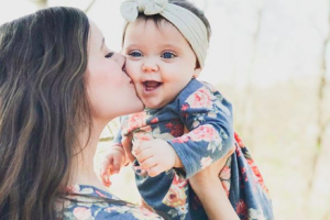 Jessa Duggar Says Her Daughter, Ivy Jane, Is a 'Happy' and 'Easygoing' Baby