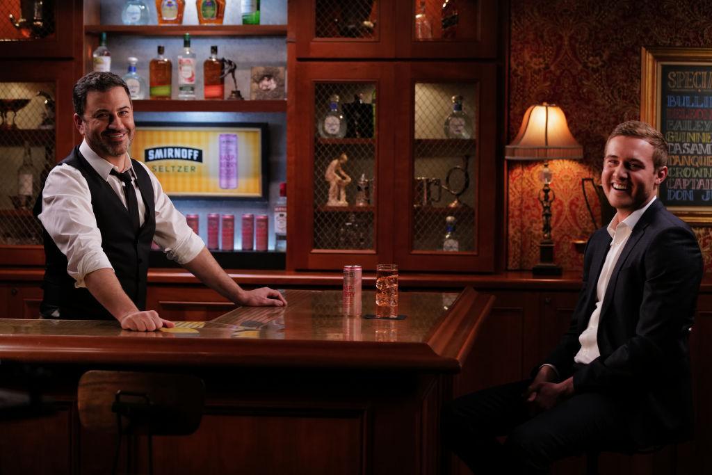 Jimmy Kimmel Live Peter Weber