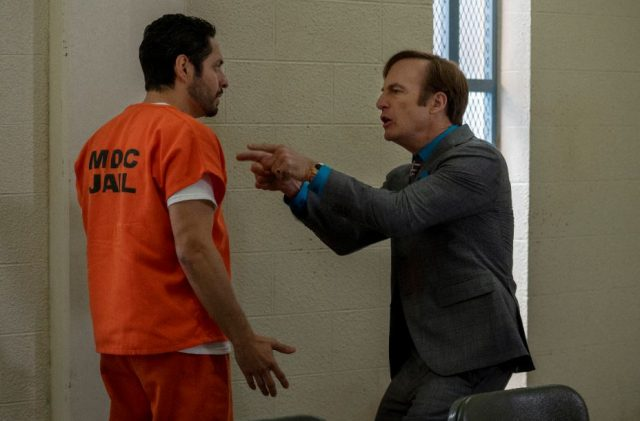 Jimmy McGill and Krazy-8