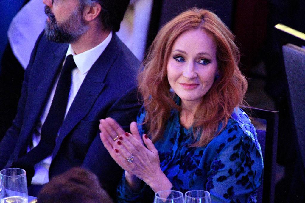 J.K. Rowling horcruxes