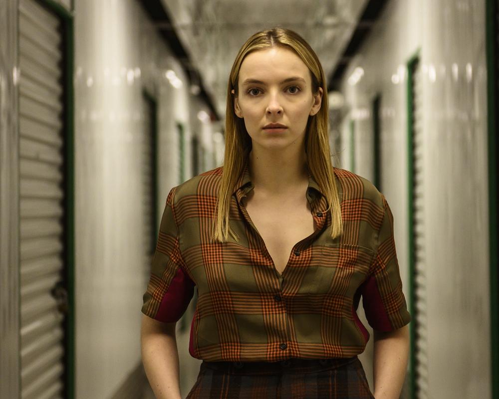 Jodie Comer as Villanelle in 'Killing Eve' Season 2.