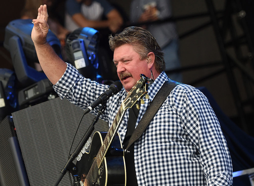 Joe Diffie |  Rick Diamond/Getty Images for Pepsi's Rock The South