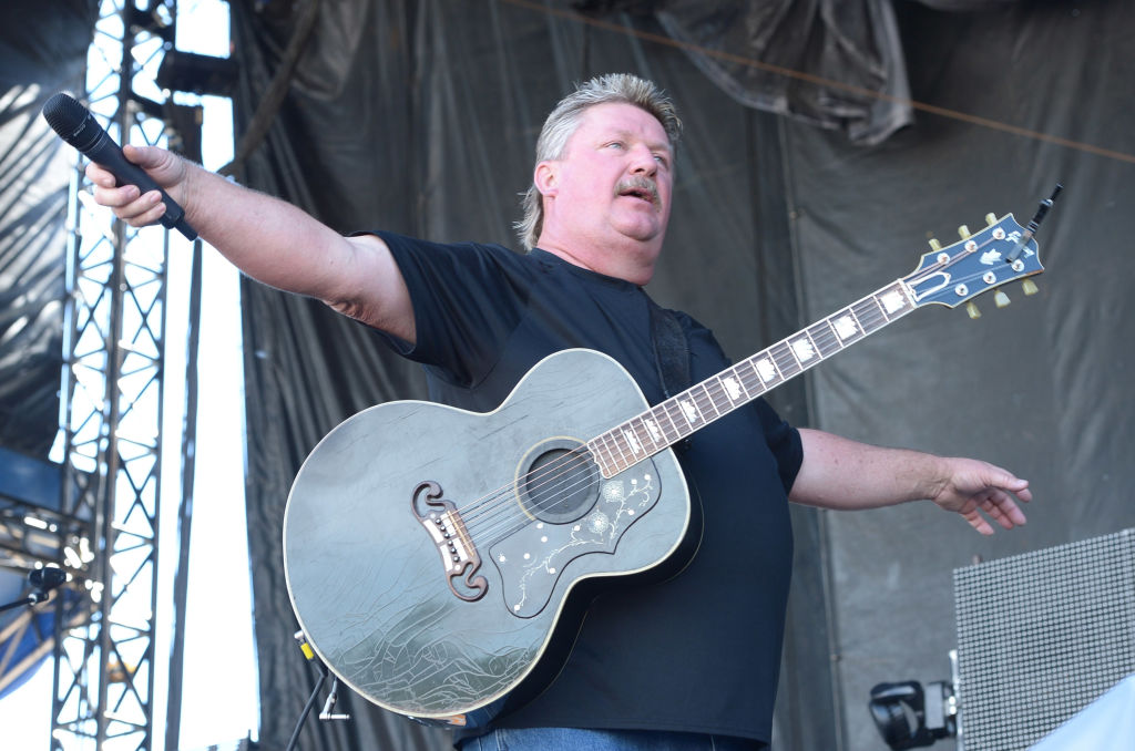 Joe Diffie at Kicker Country Stampede | Rick Diamond/Getty Images for Neste Event Marketing