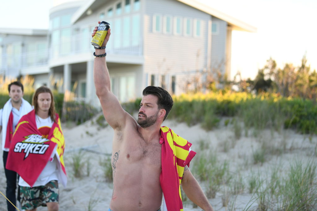 2017 MTV Beach House with Johnny Devenanzio from 'The Challenge'