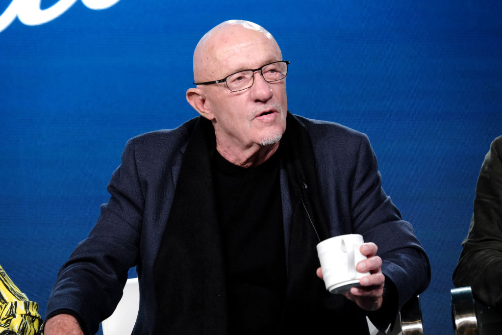 Mike Ehrmantraut Better Call Saul