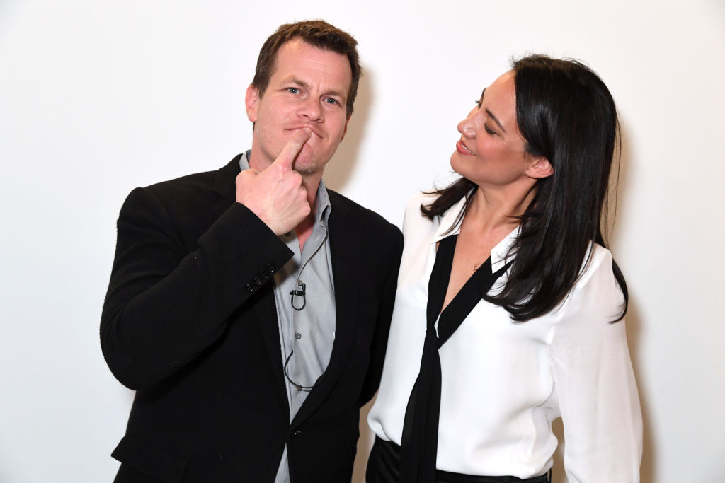 Westworld creators Jonathan Nolan and Lisa Joy