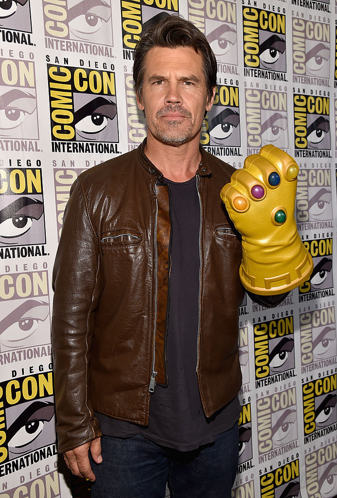 Josh Brolin Thanos MCU