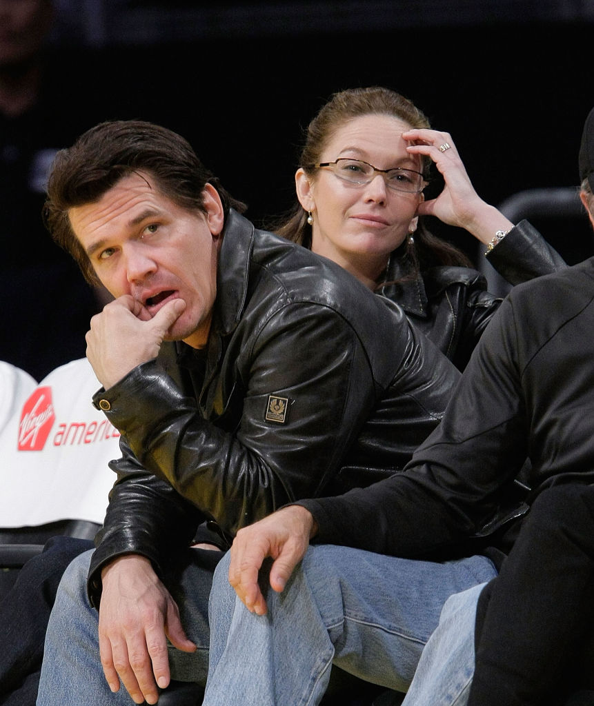 MCU star Josh Brolin and actress Diane Lane