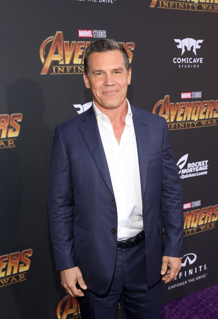 Josh Brolin (Cable in Deadpool and Thanos in the MCU)