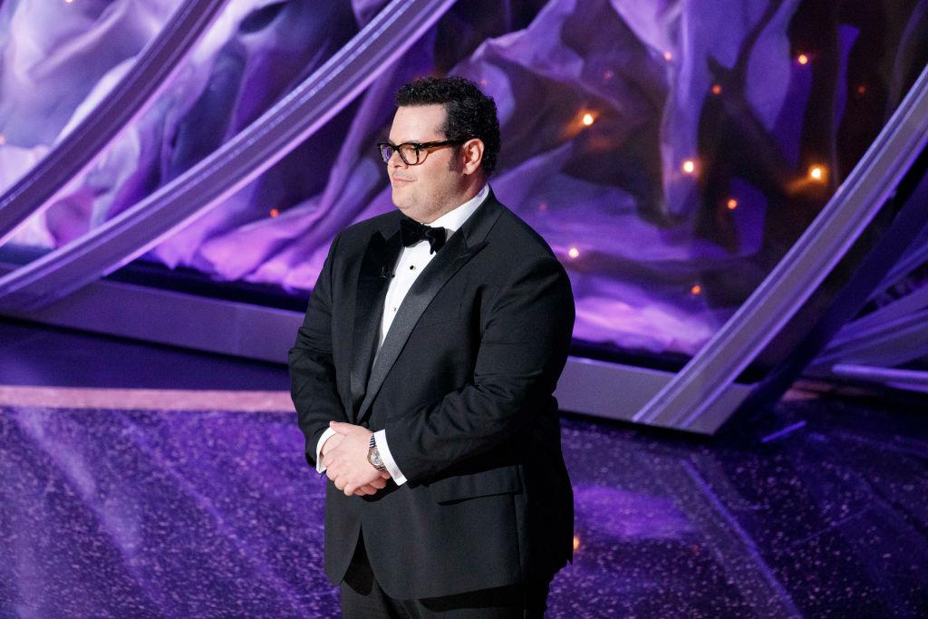 Josh Gad at the Academy Awards