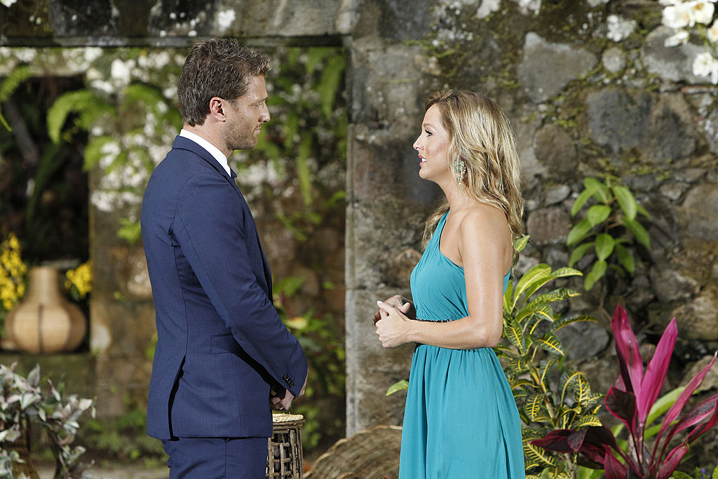 Clare Crawley and Juan Pablo Galavis on 'The Bachelor'