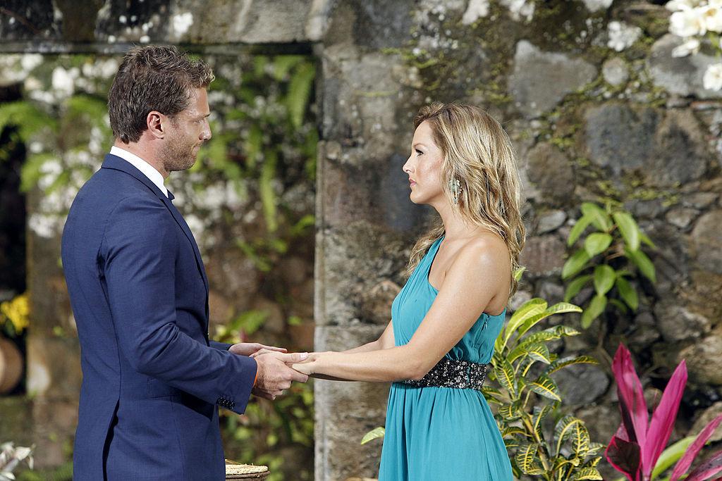 Juan Pablo Galavis and Clare Crawley on 'The Bachelor' - Season 18
