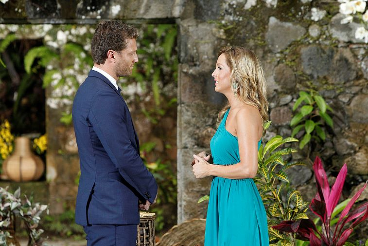 Juan Pablo and Clare