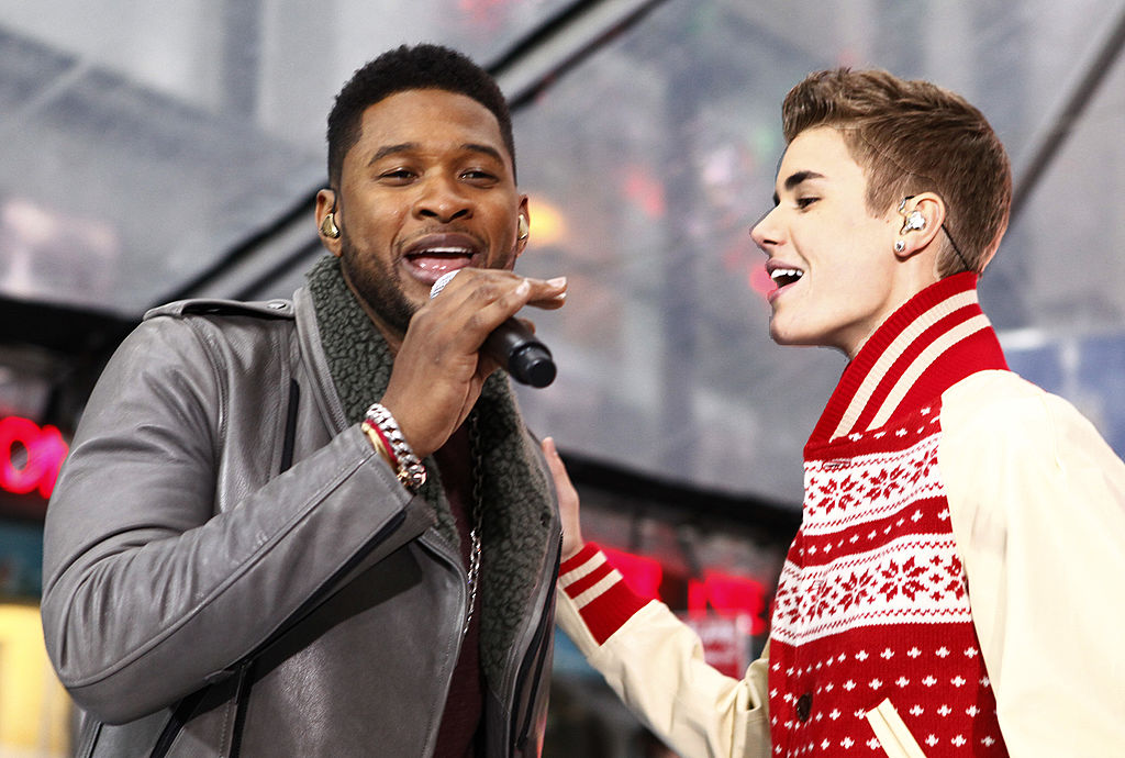 Does Justin Bieber Still Have a Close Relationship With Usher? - Showbiz Cheat Sheet
