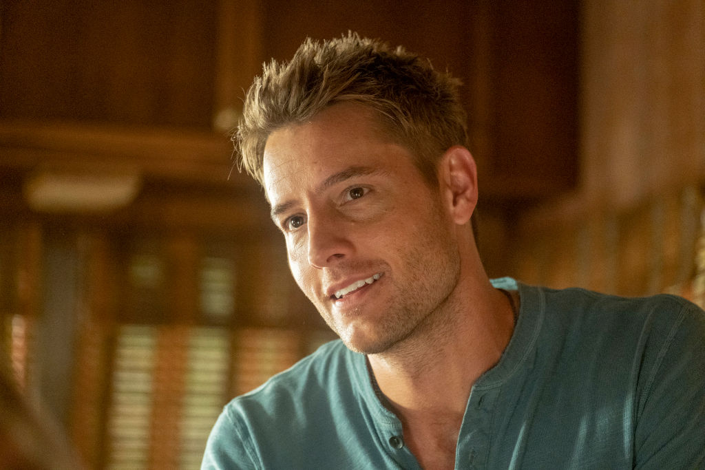 Justin Hartley as Kevin on 'This Is Us' - Season 4
