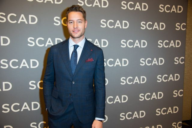 Justin Hartley attends the SCAD aTVfest on Feb. 29, 2020