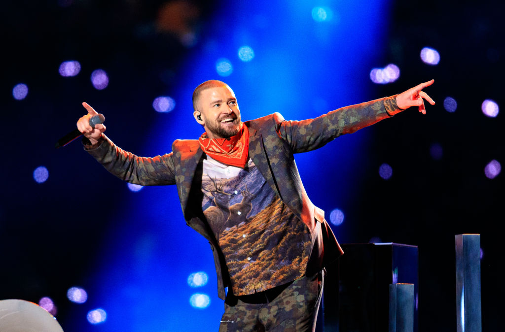 Justin Timberlake accused of cultural appropriation