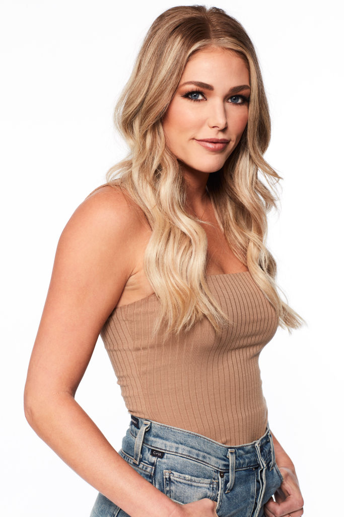 Kelsey Weier on The Bachelor