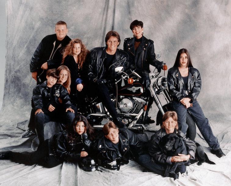 The Kardashian-Jenner family