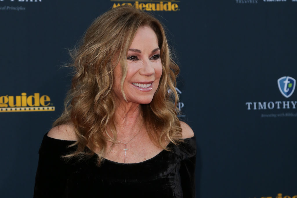 Kathie Lee Gifford attends the 28th Annual Movieguide Awards Gala at Avalon Theater