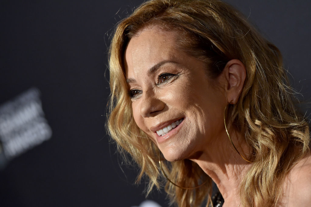 Kathie Lee Gifford attends the Pre-Grammy Gala