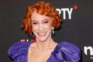 Kathy Griffin Being Treated for 'Unbearably Painful Symptoms' but Still Isn't Sure If She Has Coronavirus