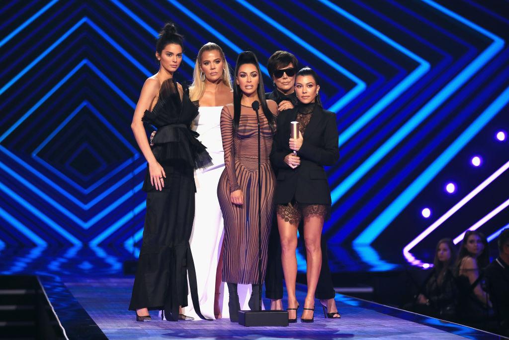 Kendall Jenner, Kris Jenner, Khloe Kardashian, Kim Kardashian, Kourtney Kardashian