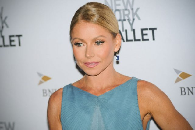 Kelly Ripa attends the NYC Ballet Fall Fashion Gala on Sept. 26, 2019