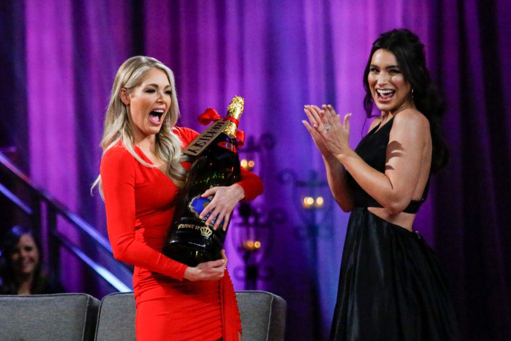 Kelsey Weier on 'The Bachelor: The Women Tell All'