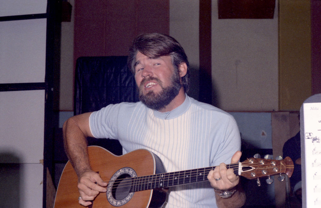 Kenny Rogers in 1968 |  Jasper Dailey/Michael Ochs Archives/Getty Images