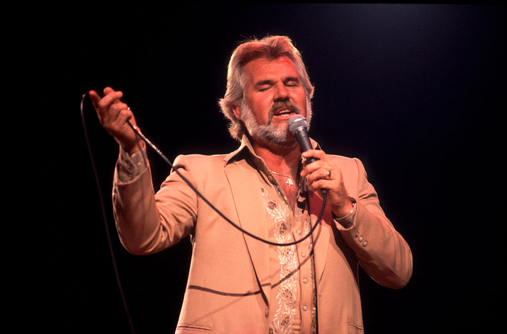 Kenny Rogers in 1981  | Paul Natkin/Getty Images