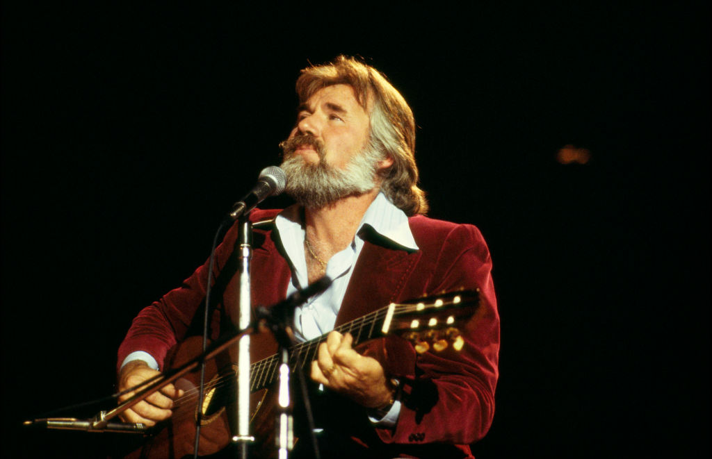 Kenny Rogers |  David Redfern/Redferns