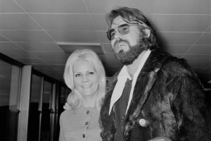 Kenny Rogers Said He Had an 'Explosive Relationship' with Third Wife Margo Anderson