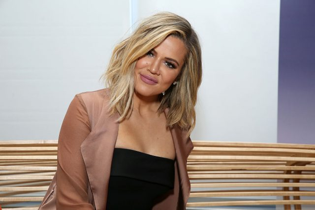 Khloé Kardashian attends Allergan KYBELLA event on March 3, 2016